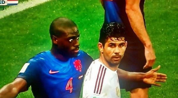 Porto sign Dutch World Cup star Bruno Martins Indi from Feyenoord for €7.7m (£6.1m)