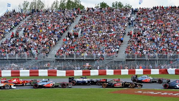 Canadian Grand Prix demystified in a nutshell