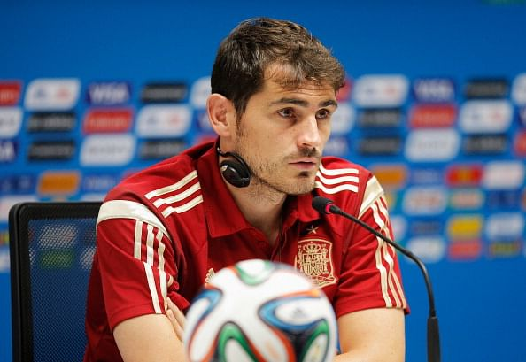 Spain captain Iker Casillas: Netherlands will rely on their seasoned triangle