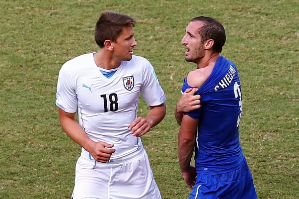 Fake FB Wall: Giorgio Chiellini reacts on Facebook after Luis Suarez bite