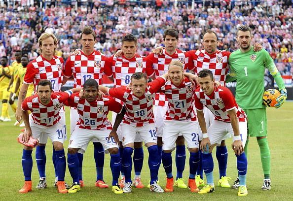 croatia name fifa world cup squad