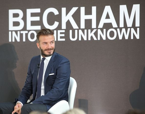 David Beckham plans to open restaurant chain in US
