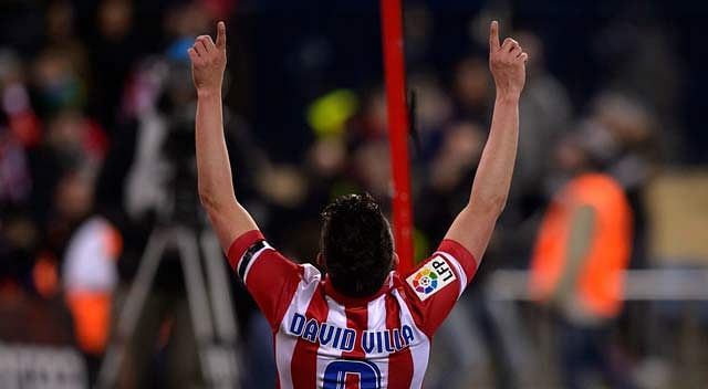 David Villa bids farewell to Atletico Madrid, will join New York City FC