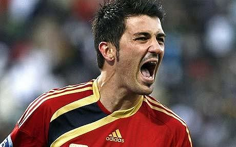 The End of An Era as David Villa bids adieu