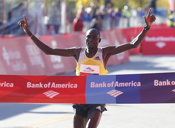 Kenya's Dennis Kimetto is confident of a good run in Czech Republic