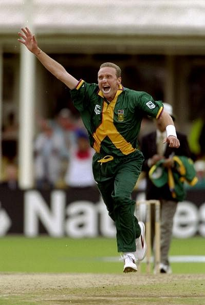 5 Best bowling performances of Allan Donald