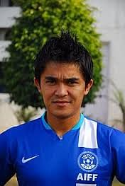 India should not even think of qualifying for FIFA World Cup: Sunil Chhetri