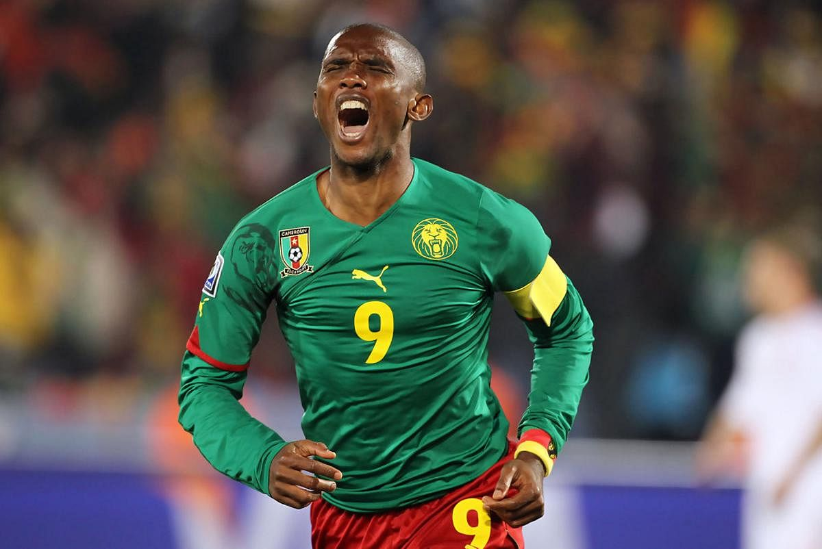 FIFA World Cup 2014 Samuel Etoo Out Of Cameroons World