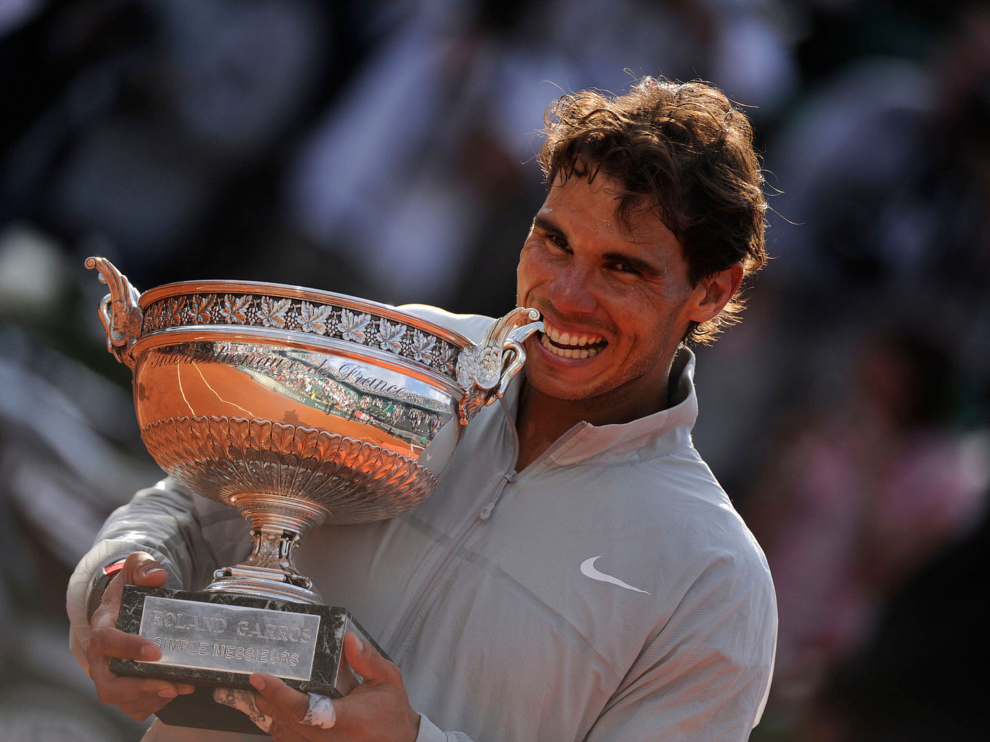Is Rafael Nadal the greatest tennis player ever?