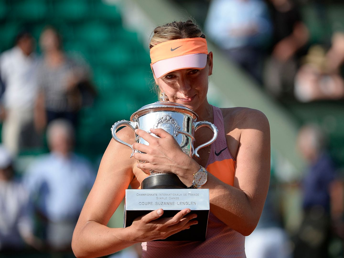 Maria Sharapova: A true champion
