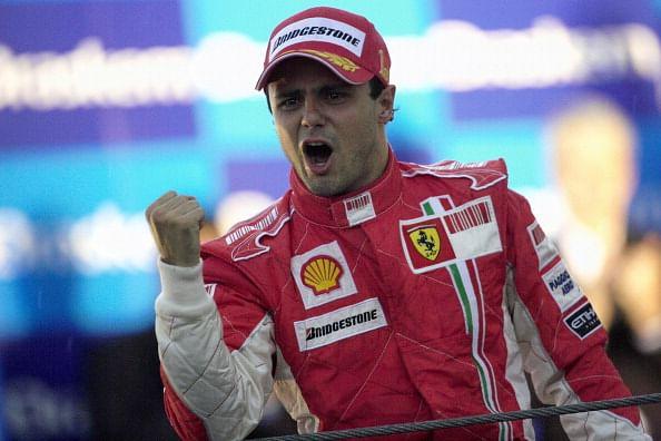 Formula 1 - Felipe Massa's cruel mistress