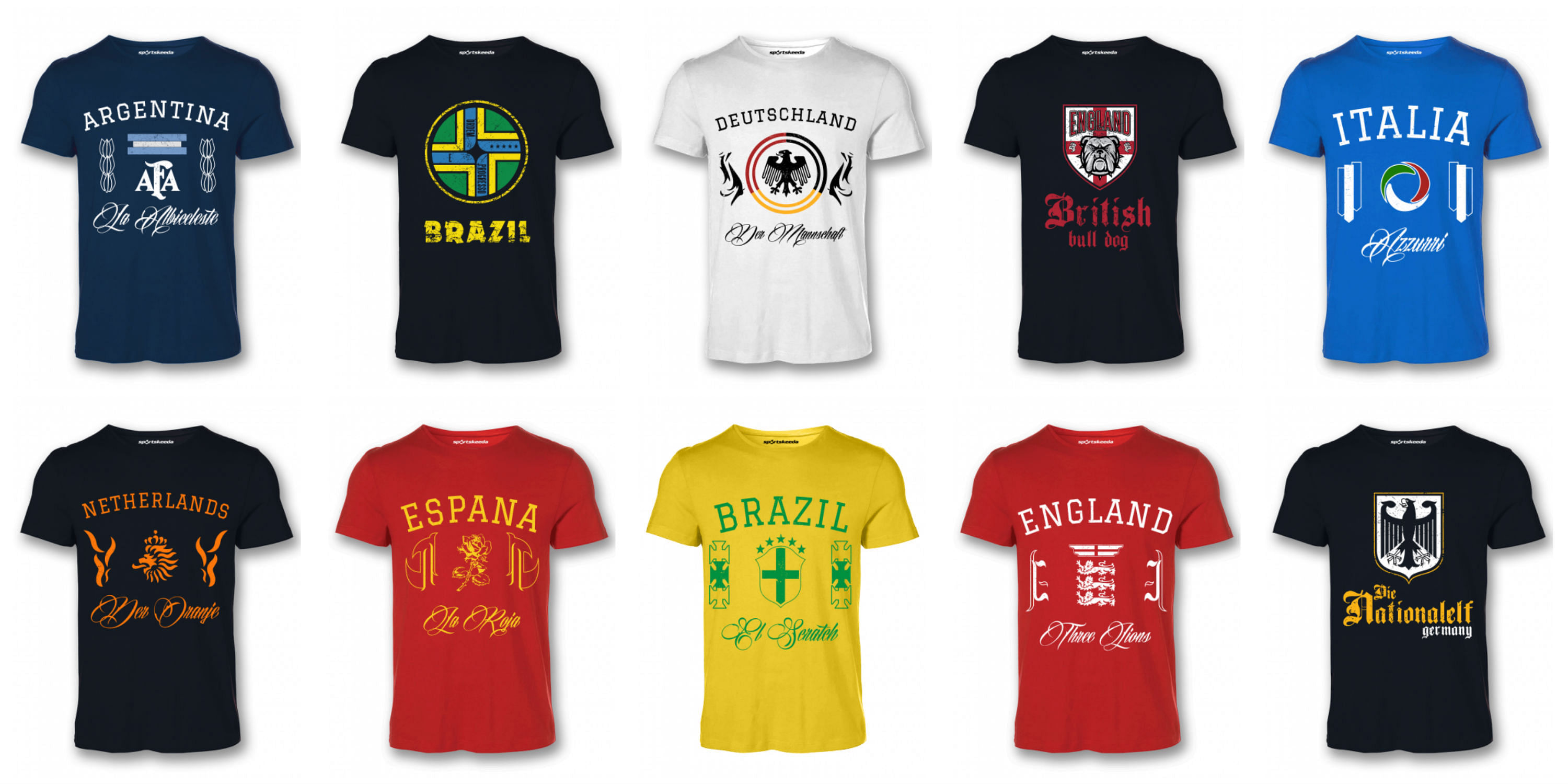 FIFA Brazil 2014 World Cup Tshirts and Jerseys online in India