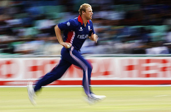 Best bowling performances of Andrew Flintoff