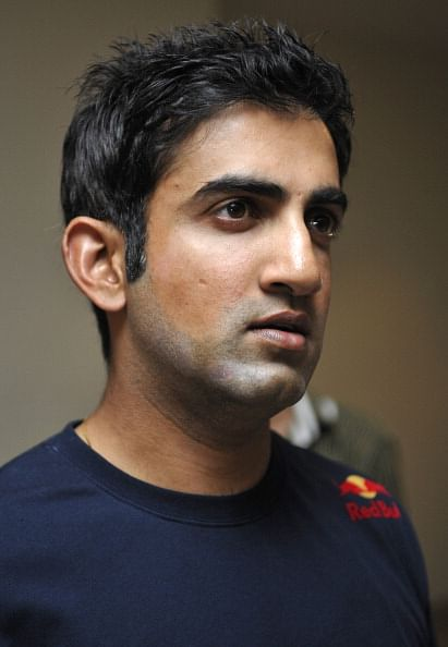 Becoming a father has brought me luck: Gautam Gambhir