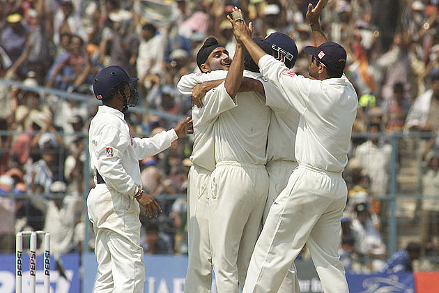 Harbhajan Singh's 5 best bowling performances in Tests