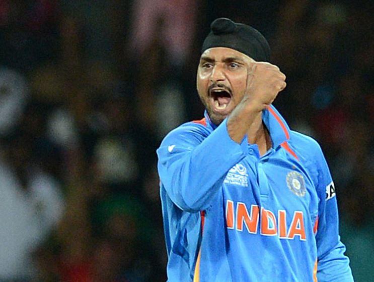 Harbhajan Singh's debut in International Cricket