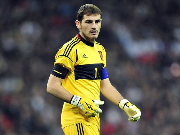 5 Spanish players who could retire after the FIFA World Cup 2014 - Iker Casillas