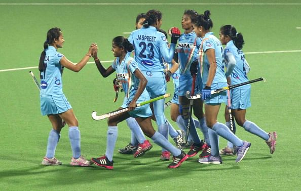 Indian women's hockey team registers third consecutive win over Malaysia