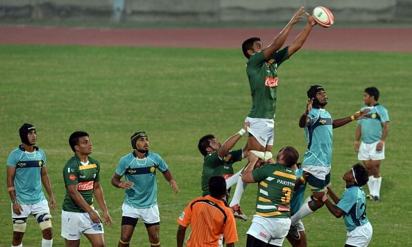 India to compete in rugby series in Pakistan