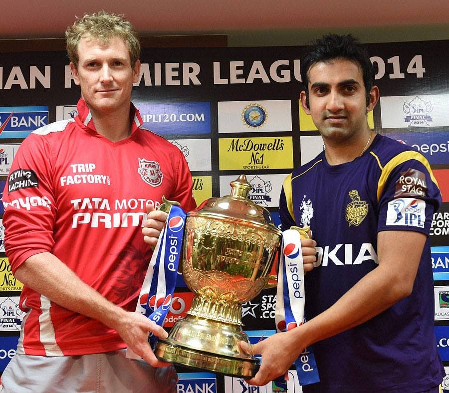 Kings XI, Knight Riders brace up for high voltage final