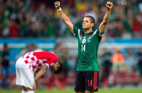 Rumour: Spurs leading chase for Manchester United's Javier Hernandez