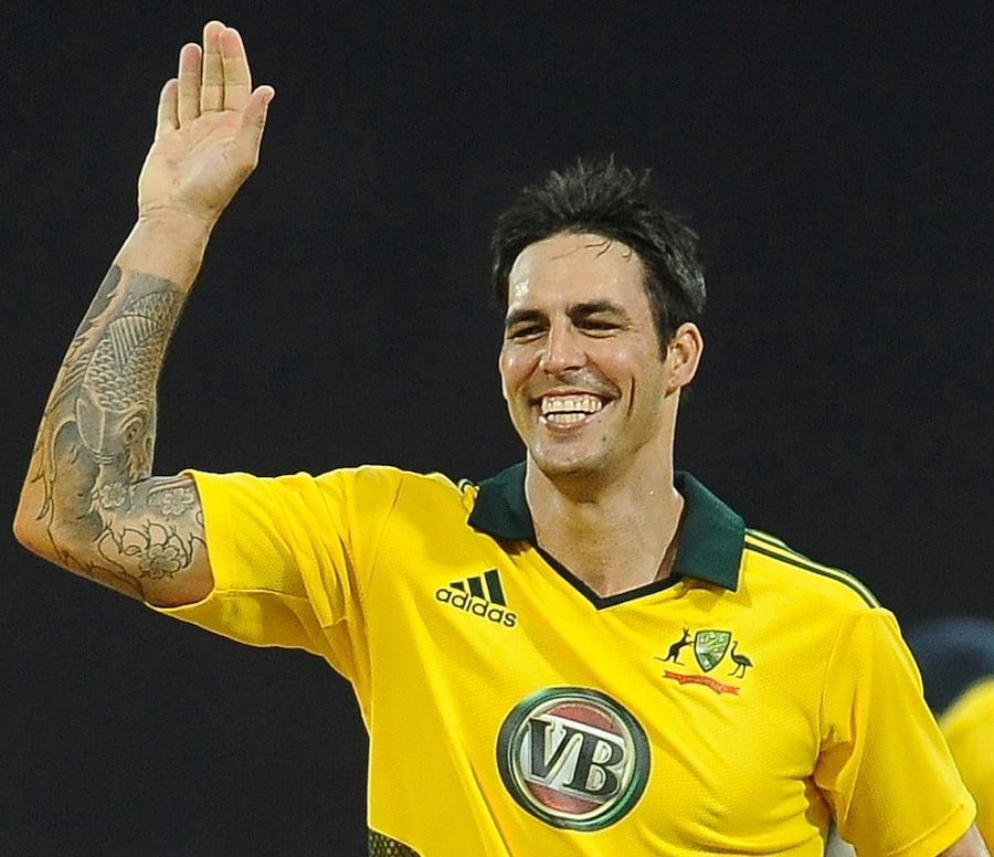 Best Bowling Performances of Mitchell Johnson