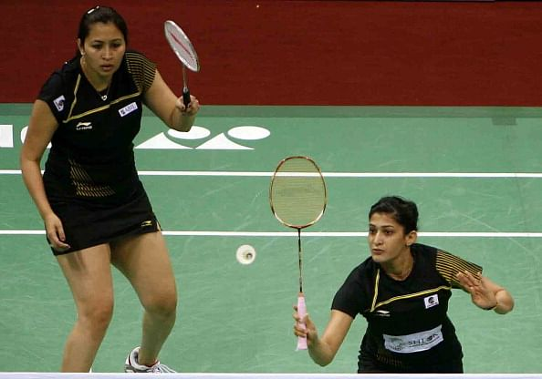 Japan Open : Jwala Gutta and Ashwini Ponnappa move to the second round