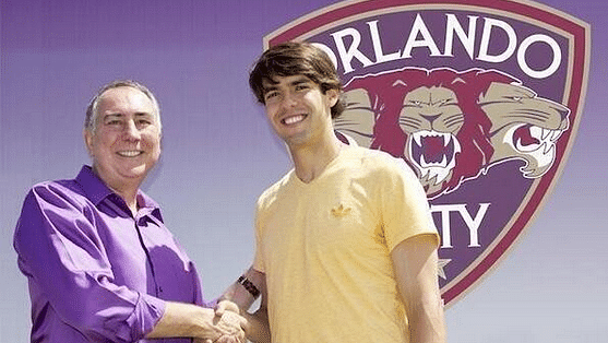 Milan star Kaka signs for MLS side, will join Sao Paulo on loan