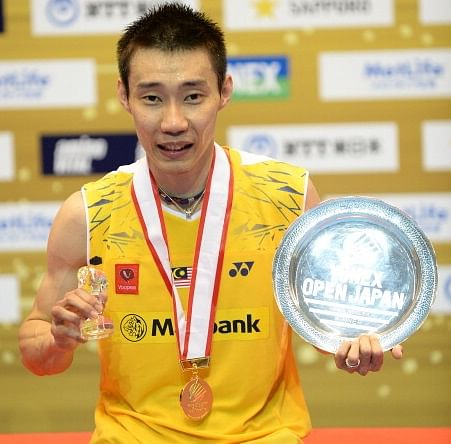 Yonex Japan Open: Lee Chong Wei wins men's title, Li Xuerui crowned women's champion