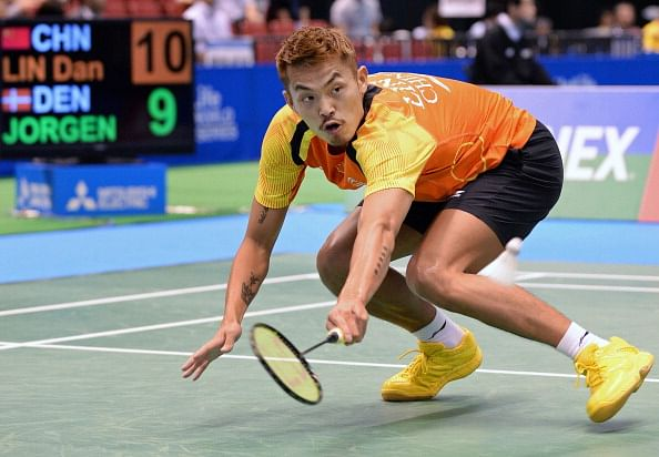Japan Open: Lin Dan, Chen Long sent packing