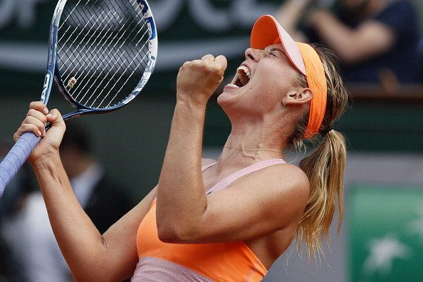 Maria Sharapova, the queen (of clay) who refused to yield
