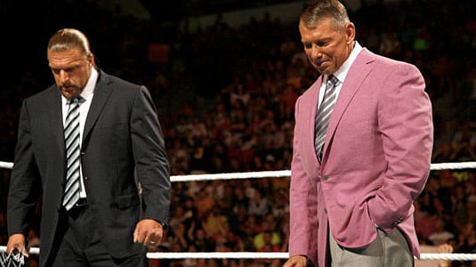 Triple H: A Manager or Just A Wrestler?