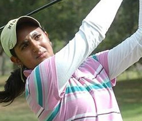 Hero golf Pahalgam: Mehar Atwal leads after the seventh leg