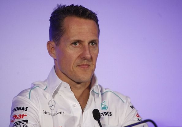 Michael Schumacher's medical files stolen from hospital