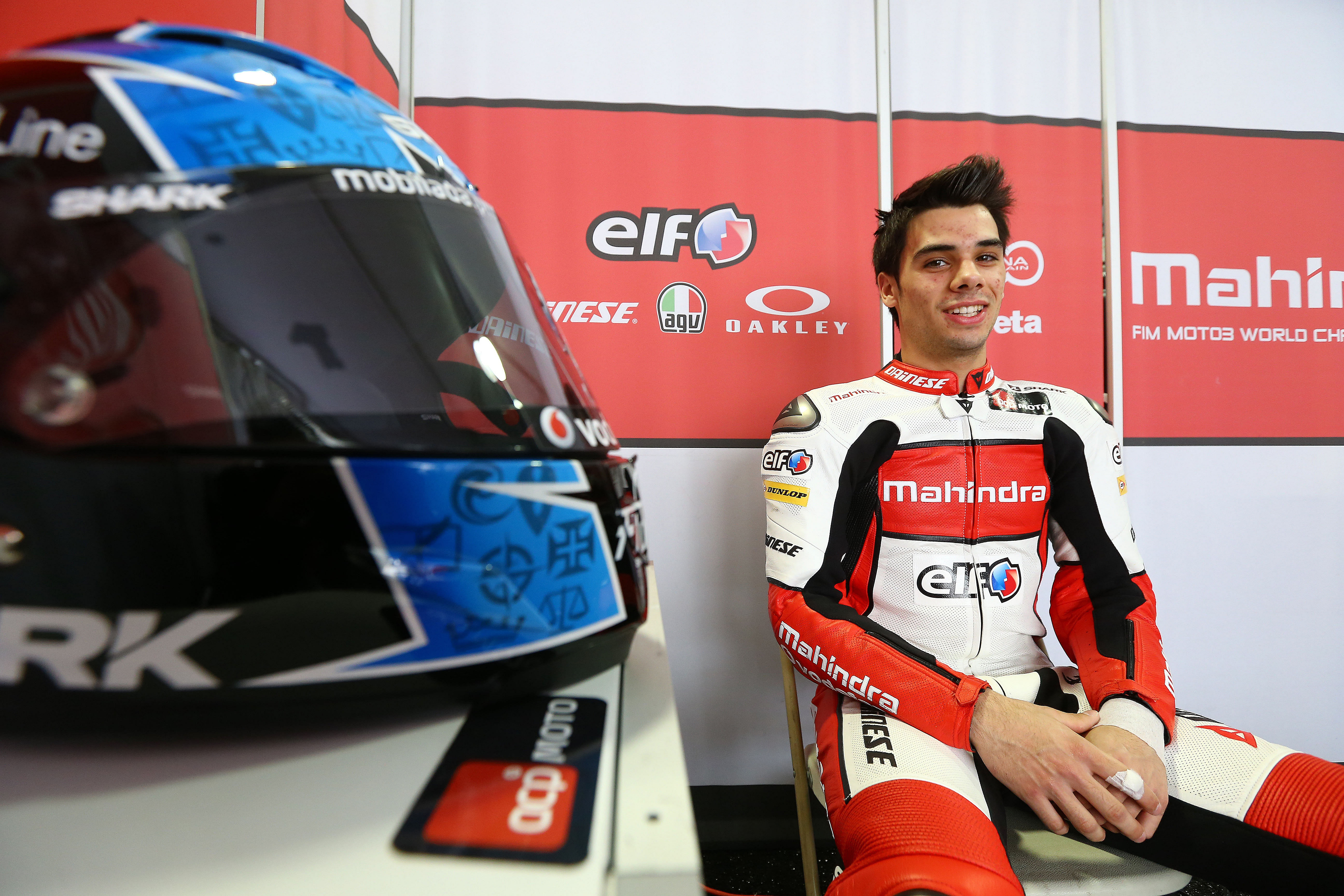 Mahindra Racing's Miguel Oliveira misses podium, finishes 4th