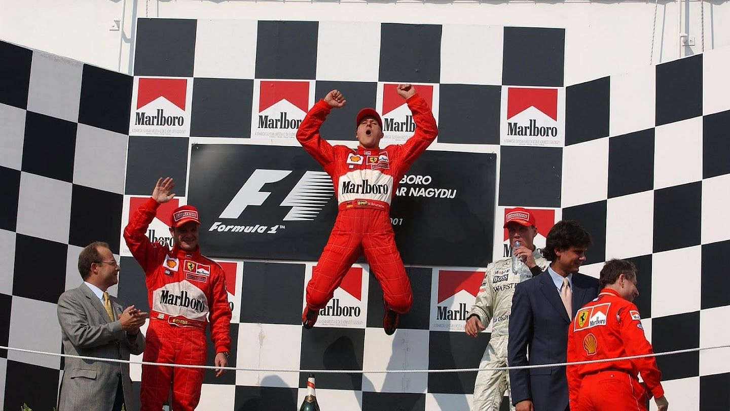 Michael Schumacher: The true fighter