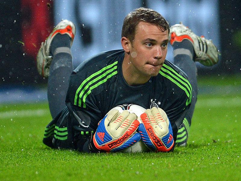 FIFA 14 Best Playing 11Manuel Neuer Fifa 14