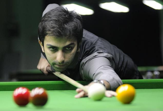 Indians crash out of Asian Snooker Championship