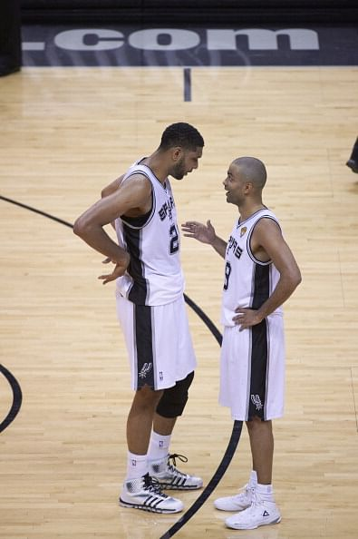 NBA Playoffs: Tony Parker wants Tim Duncan to continue playing