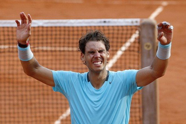 Defeating Rafael Nadal at the French Open? In one word - impossible