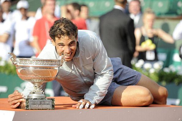 Rafael Nadal & his record breaking spree at Roland Garros