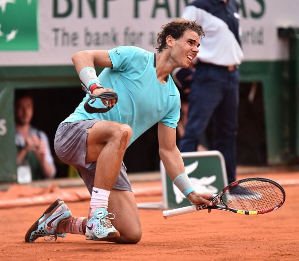Rafael Nadal, the indisputable King of France