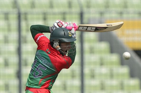 First ODI: Bangladesh post 272/9 against India
