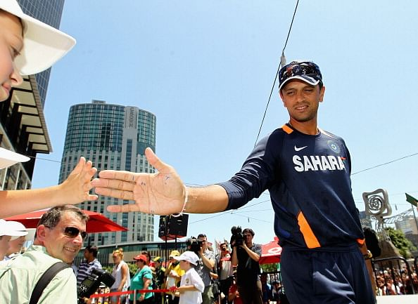 Union sports ministry wants Rahul Dravid to be a part of expert committee for Olympics talent hunt