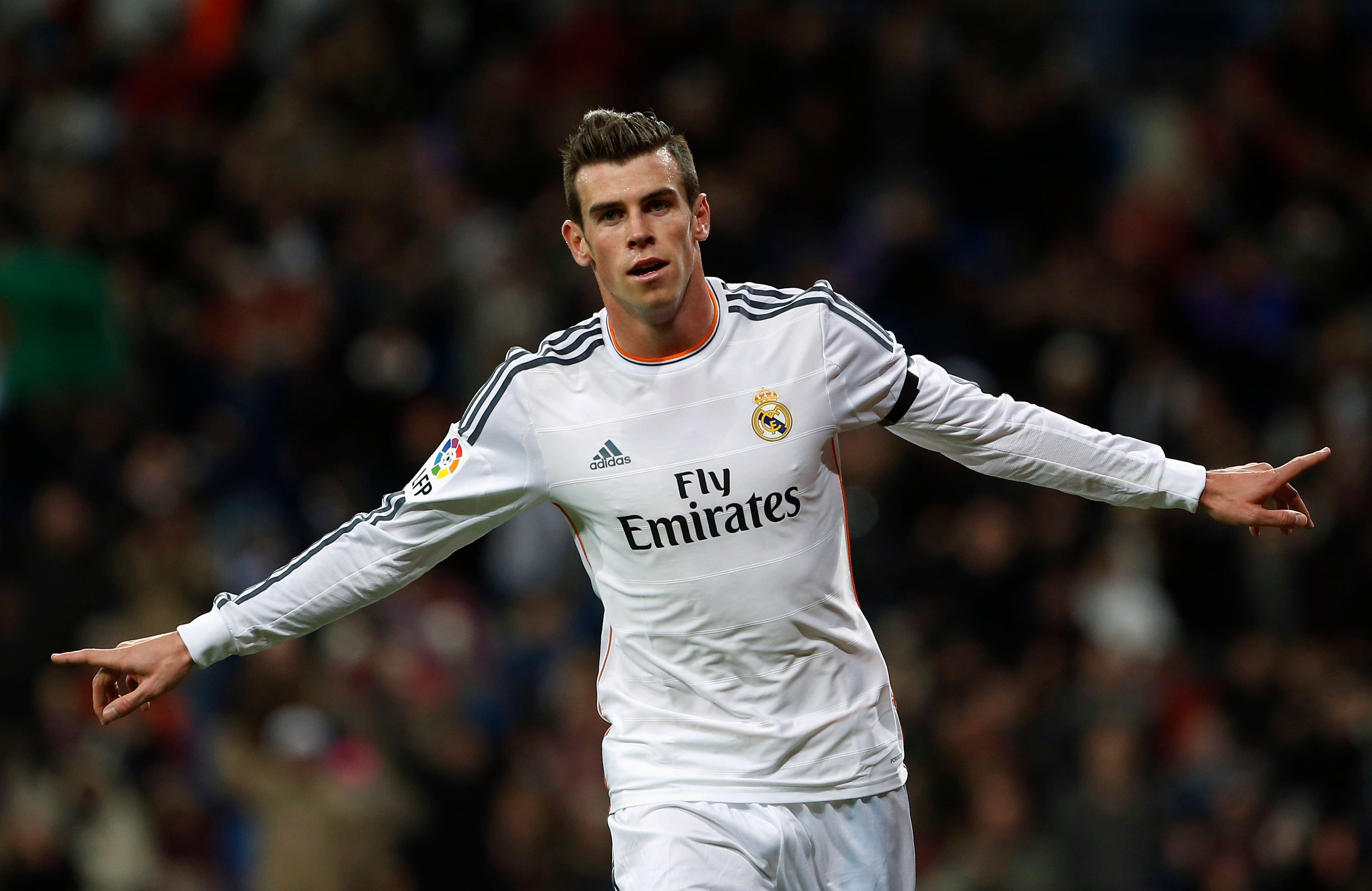 Gareth Bale Excited About Playing Uefa Super Cup In Cardiff