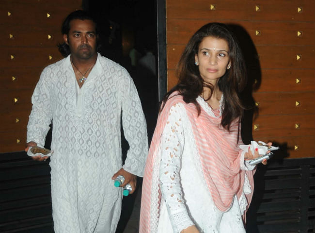 Rhea Pillai accuses Leander Paes and her father-in-law of domestic violence; seeks compensation