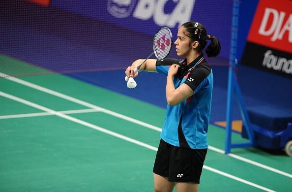 Indonesia Open Super Series: Saina Nehwal reaches quarterfinals