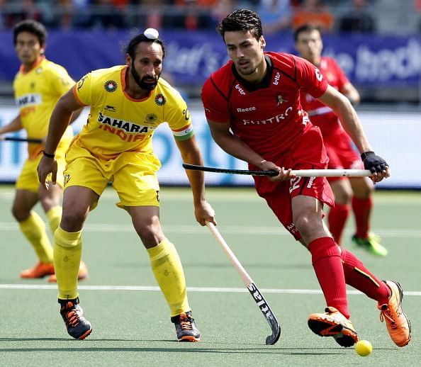 Hockey World Cup 2014: Sardar Singh confident of taking on defending champions Australia