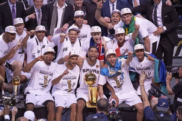 2014 NBA Finals: San Antonio Spurs complete their redemption