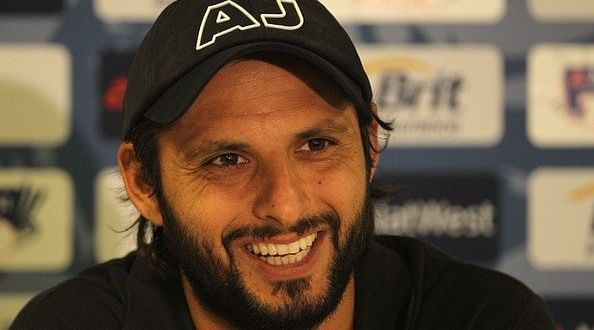 Shahid Afridi to conduct a charity T20 and raise funds for emigrants